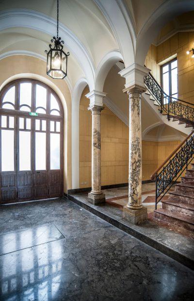 Villa Zito, Interno - ph. Studio Pucci Scafidi