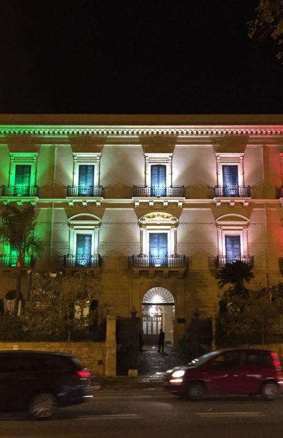 Villa Zito tricolore