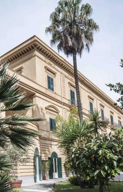 Villa Zito, Giardino - ph. Studio Pucci Scafidi