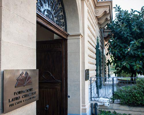 Villa Zito, Ingresso - ph. Studio Pucci Scafidi